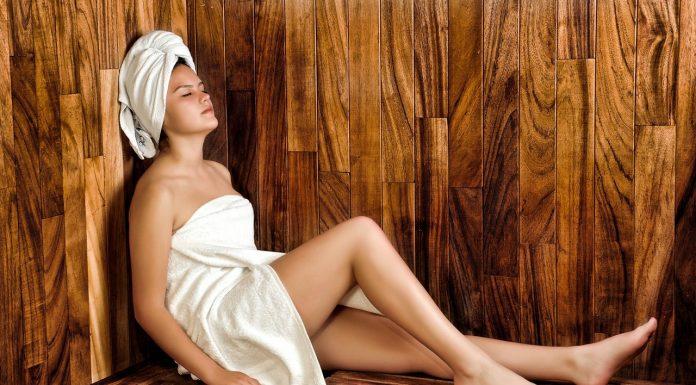 Boek ruilen tegen saunabezoek